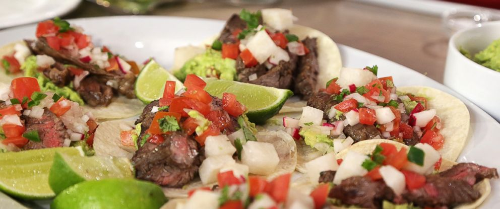 PHOTO: Celebrity chef Carla Hall shares recipes for 3 easy to make Mexican dishes.