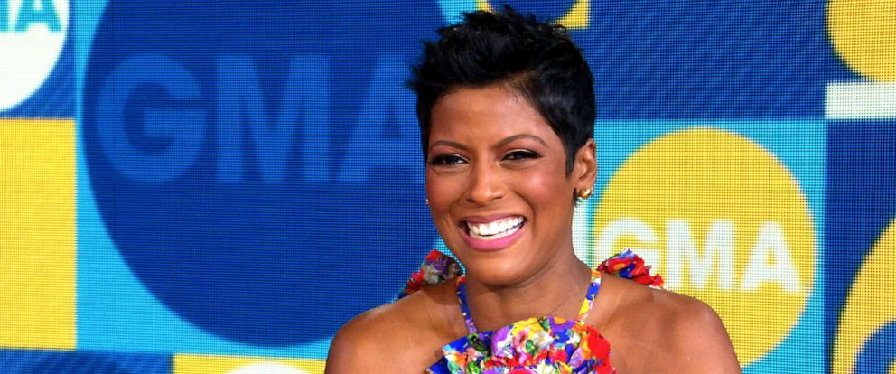 "PHOTO: Tamron Hall appears on ""Good Morning America,"" May 23, 2019."