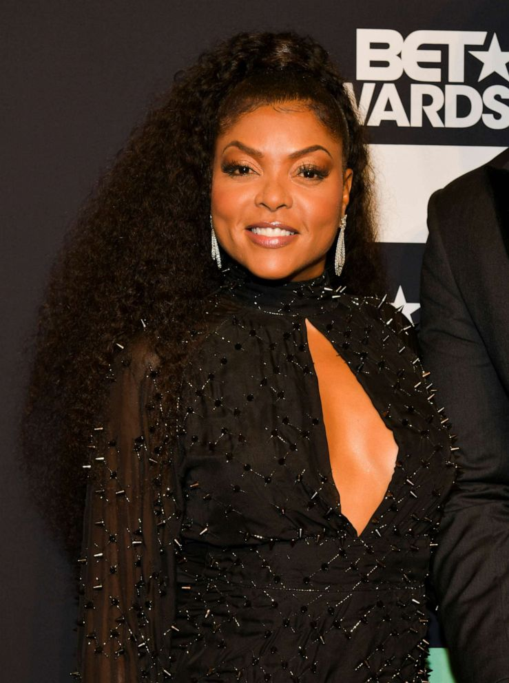 PHOTO: Taraji P. Henson poses for a portrait at the 2019 BET Awards on June 23, 2019 in Los Angeles.
