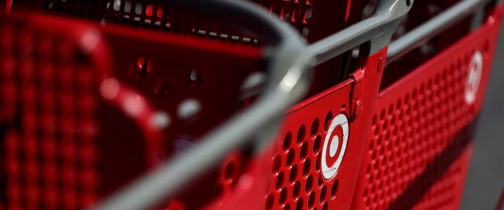 PHOTO: The Target logo is displayed on shopping carts at a Target store, Feb. 28, 2017, in Southgate, Calif.
