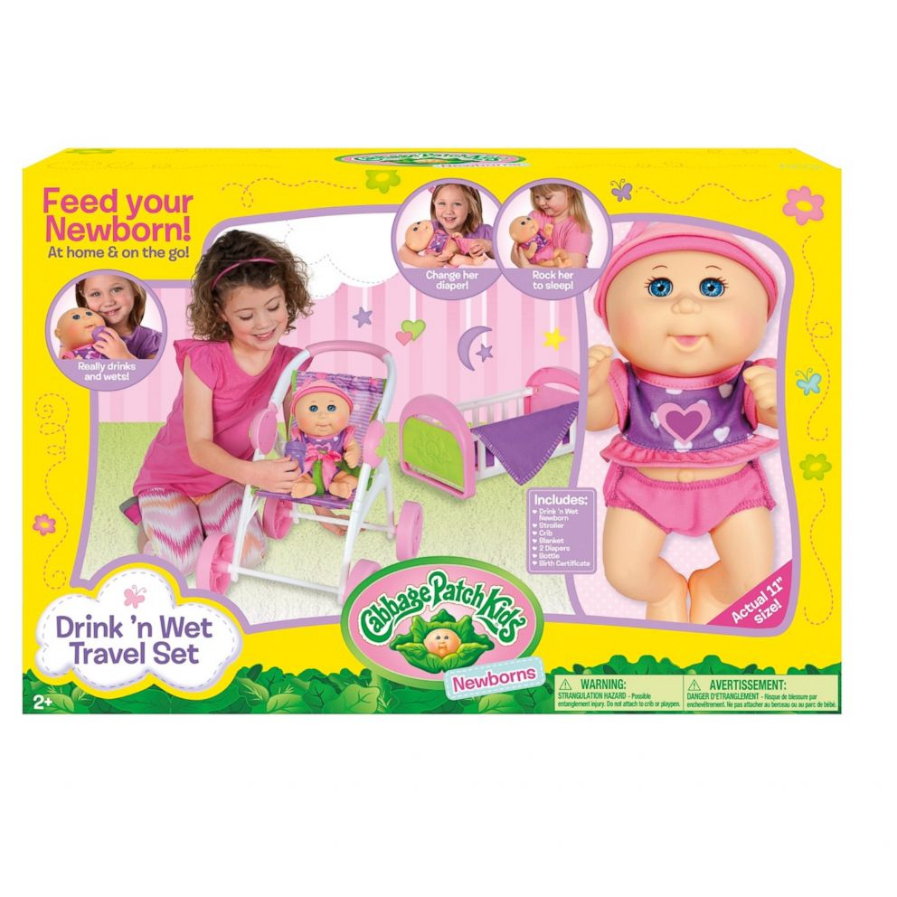 PHOTO: Cabbage Patch Kids