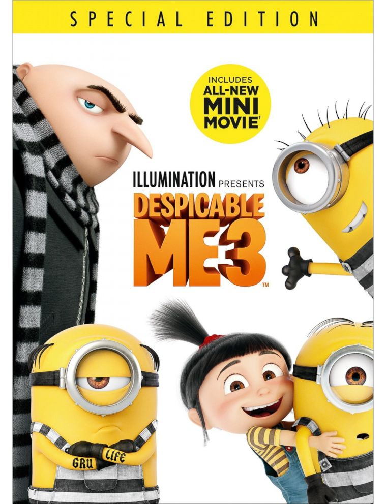 PHOTO: Despicable Me 3