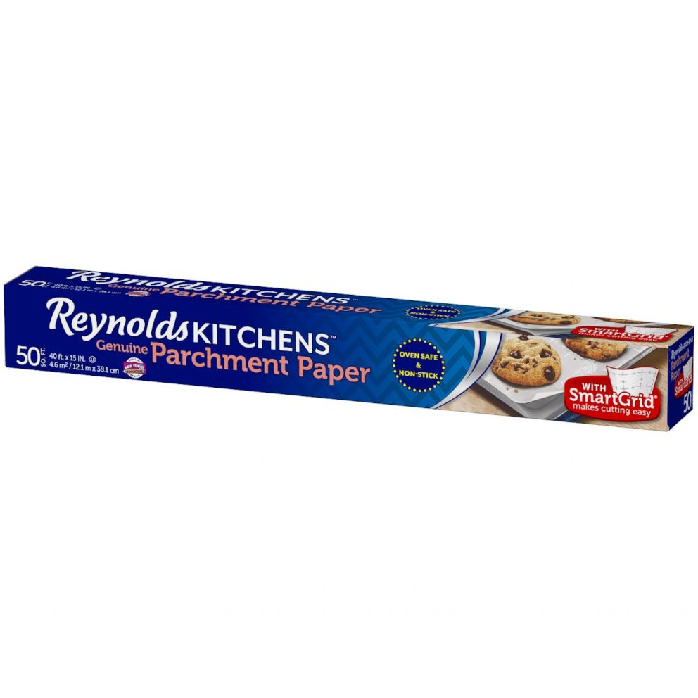 PHOTO: Reynolds non-stick parchment paper from Target.