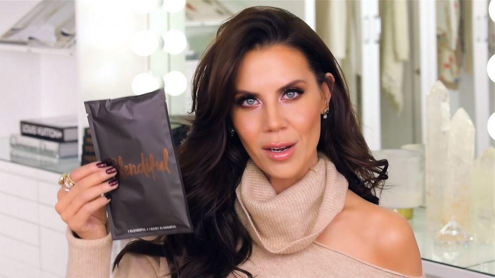 Beauty vlogger Tati Westbrook unveils 'Blendiful' makeup tool | GMA