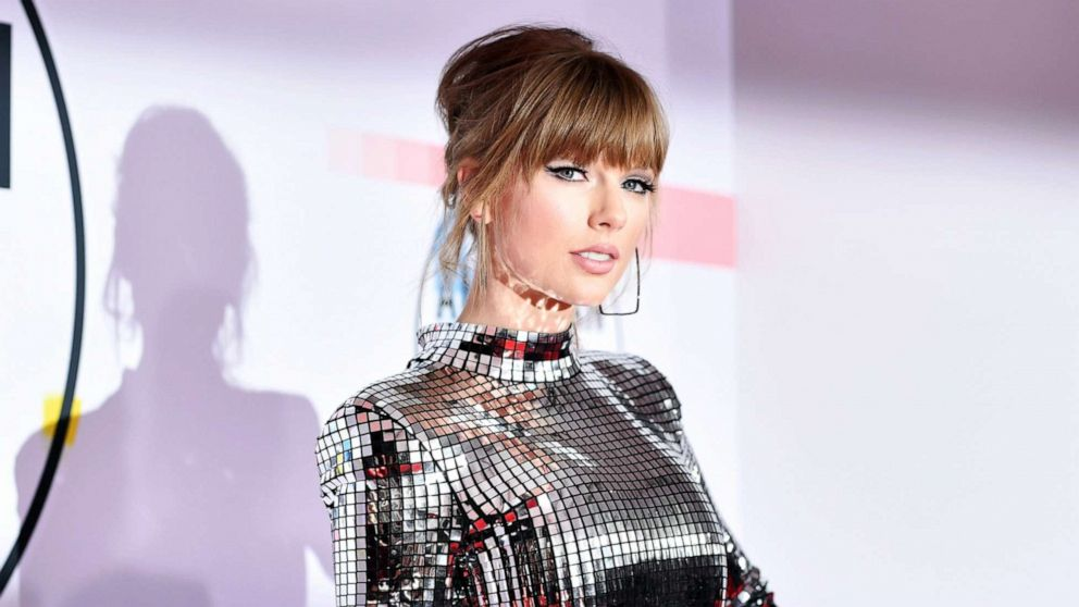 Taylor Swift Tops Forbes Celebrity 100 As The Top Earning Star Abc News
