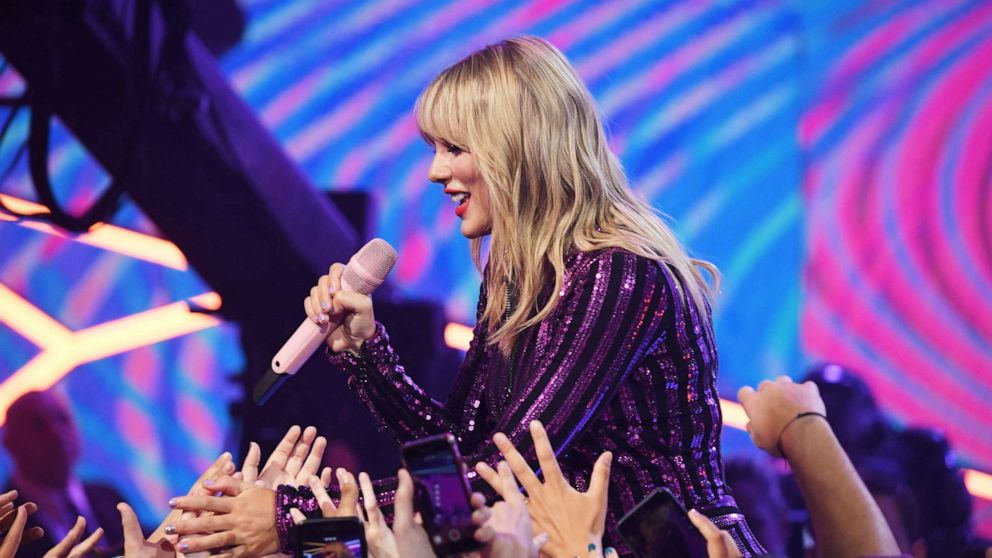 Taylor Swift makes superfan's dreams come true by paying her