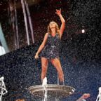 Taylor Swift performs at Marvel Stadium, Oct. 26, 2018, in Melbourne, Australia.