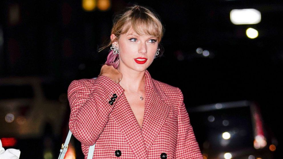 Taylor Swift just trademarked her new kitten, Benjamin