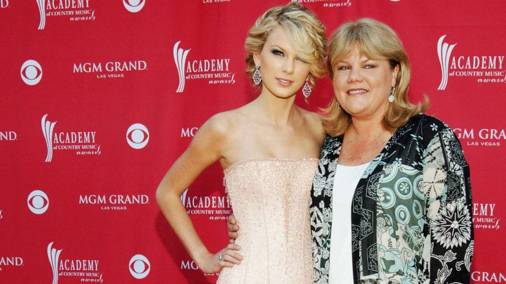Taylor Swift reveals her mother has been diagnosed with a brain tumor