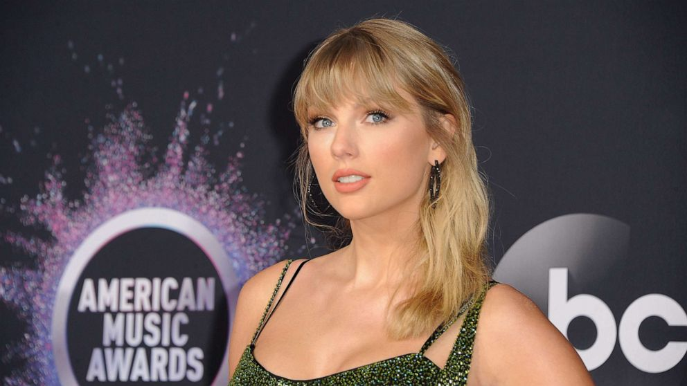 Taylor Swift is releasing a Christmas song and video