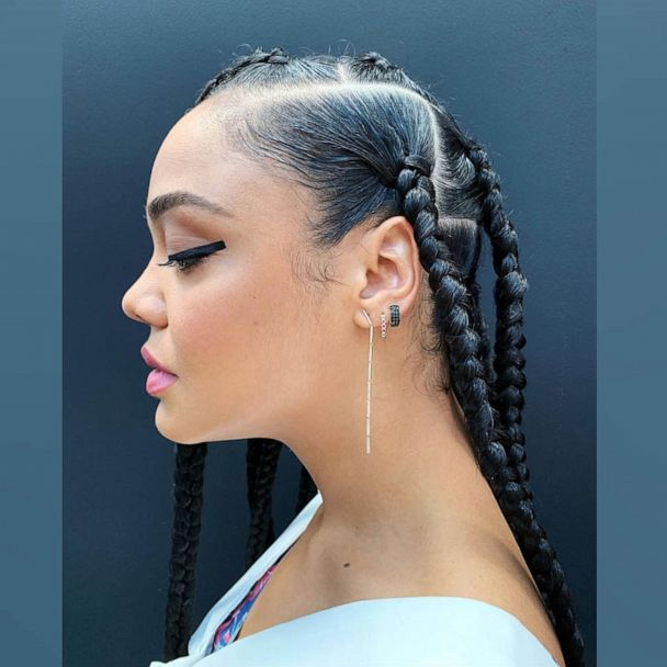 5 Reasons Why Women Are Opting For Knotless Box Braids Gma