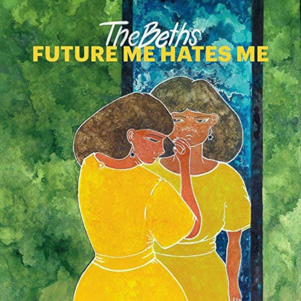 PHOTO: The Beths - Future Me Hates Me