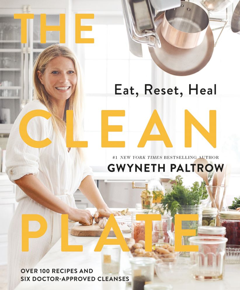 Ditte Isager  Grand Central Publishing Gwyneth Paltrow's new cookbook