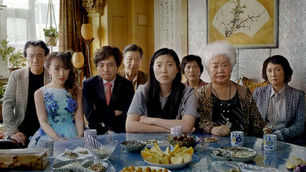 PHOTO: A scene from The Farewell.