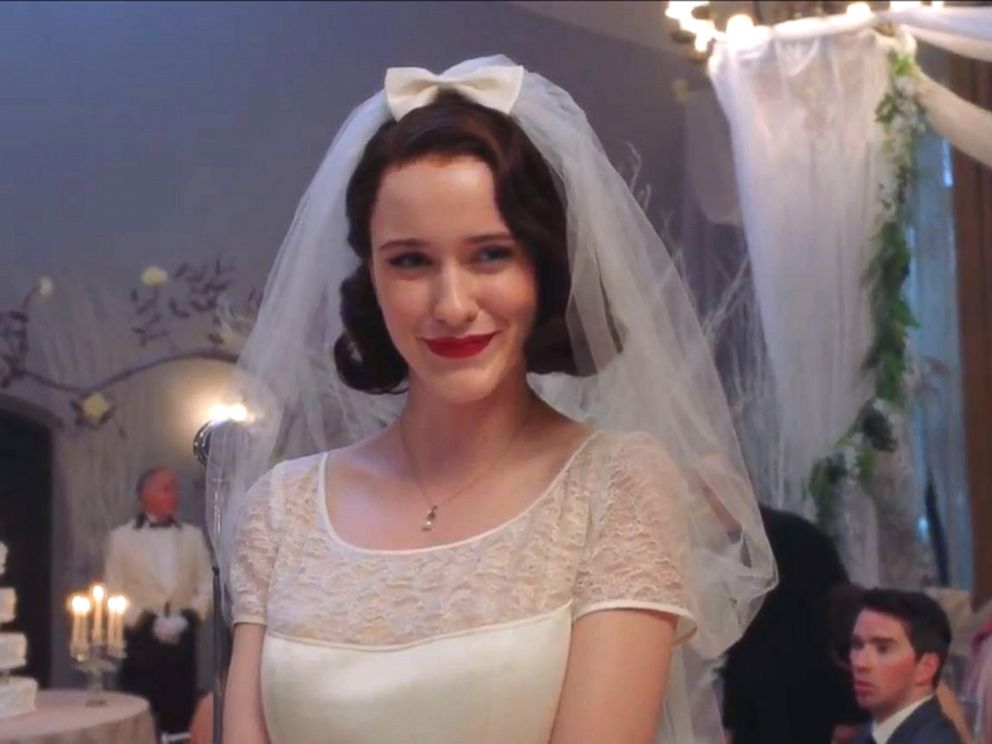 PHOTO: Rachel Brosnahan in The Marvelous Mrs. Maisel.