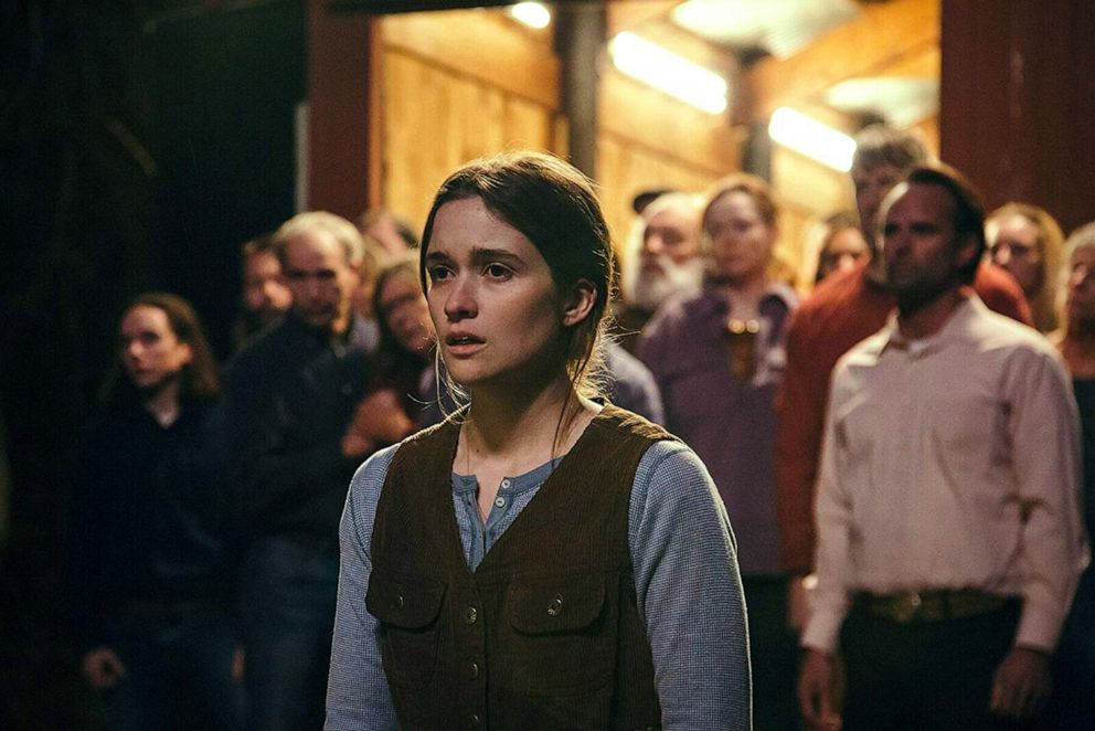 PHOTO: Alice Englert, as Mara, in a scene from Them That Follow.