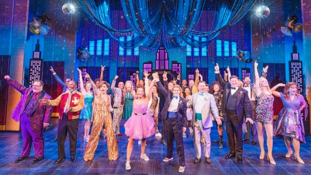 Ryan Murphy brings LGBTQ+ students to 'The Prom' to see their first Broadway show