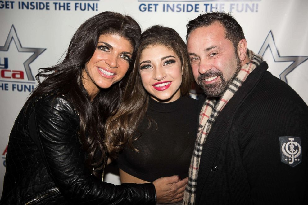'RHONJ' Star Teresa Giudice's Daughter Speaks out About Father Joe's Deportation