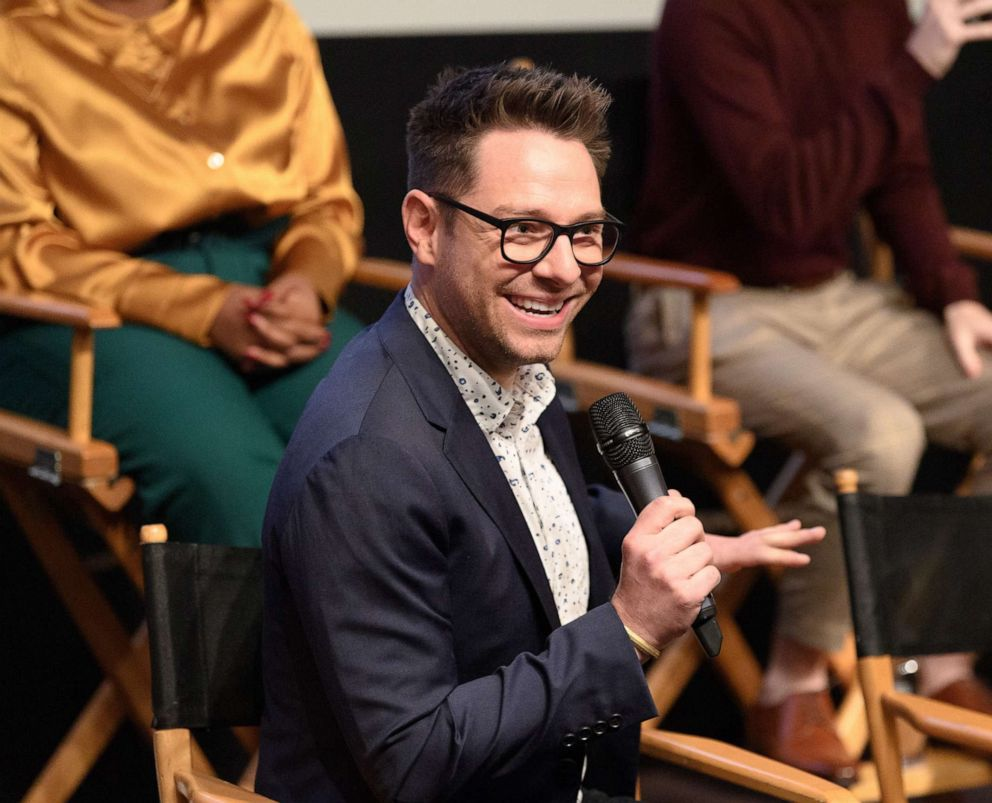 PHOTO: Executive producer Tim Federle for High School Musical: The Musical: The Series, on Nov. 19 at The London West Hollywood.