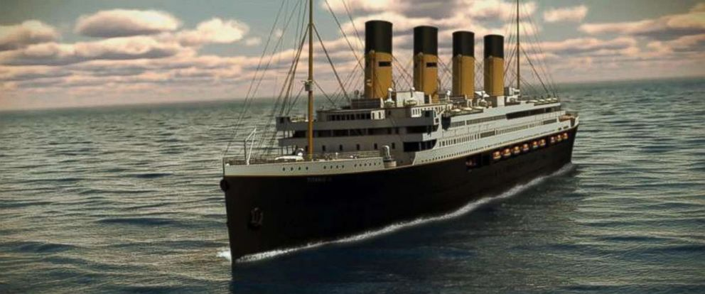 PHOTO: Titanic II posted this photo to Facebook.