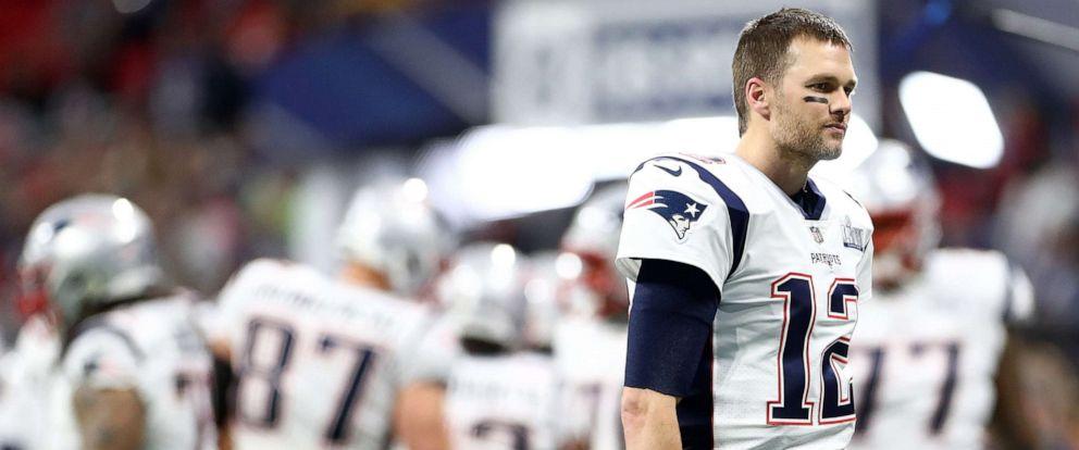 buy online 938ab a40dc Did Tom Brady just announce he's retiring? - ABC News