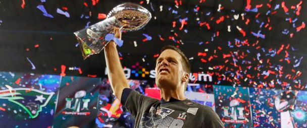 Super Bowl 2019: How Tom Brady's love of sport and family