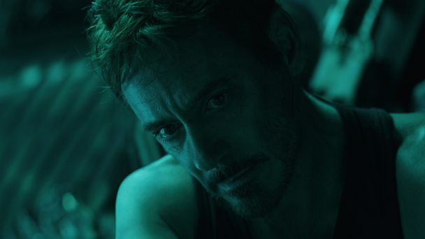 Robert Downey Jr. says final 8 minutes of 'Avengers: Endgame' is 'the best' in the 'entire run' of Marvel