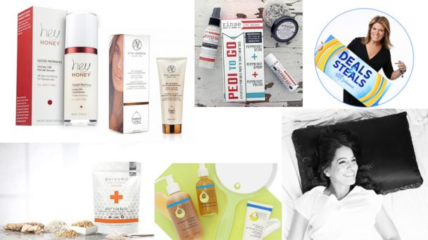 Gma Deals And Steals Big Savings On Clean Beauty Brands Gma