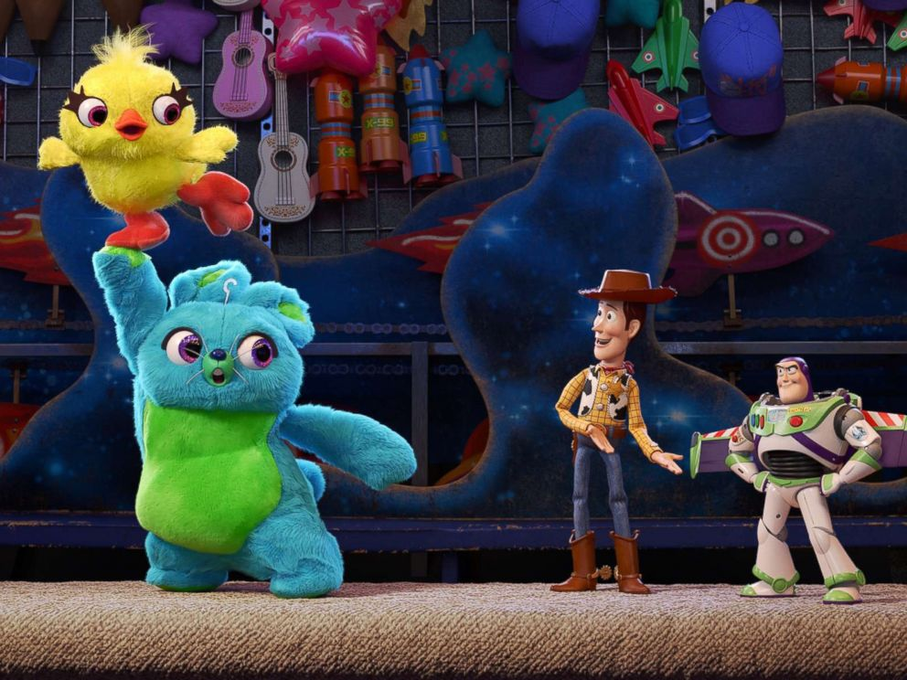 PHOTO: Toy Story 4 opens in U.S. theaters on June 21, 2019.