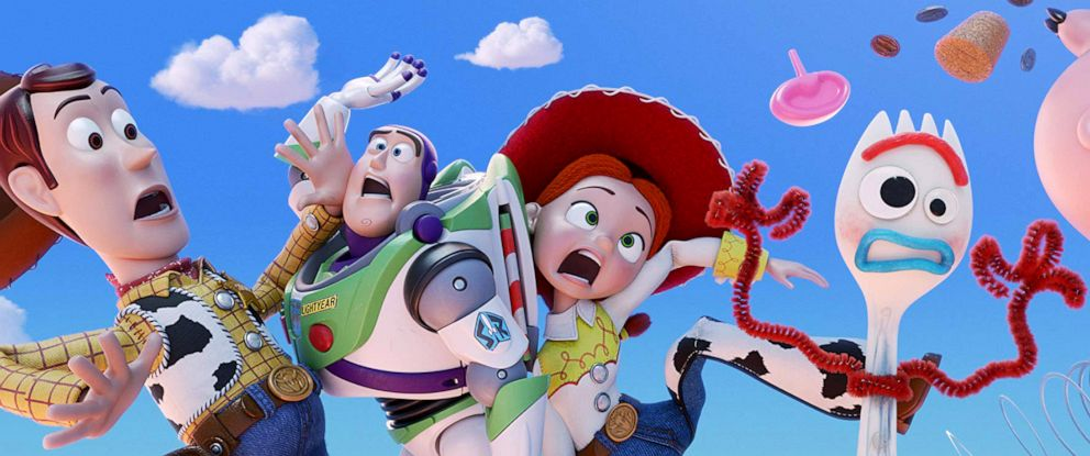 PHOTO: A scene from Toy Story 4.