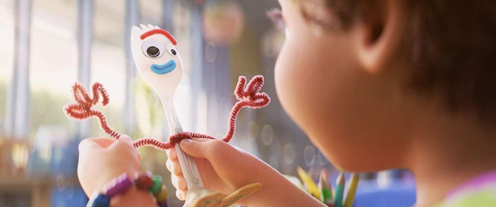 """PHOTO: A scene from """"Toy Story 4."""""""