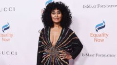 PHOTO: Tracee Ellis Ross arrives at Equality Nows Annual Make Equality Reality Gala at The Beverly Hilton Hotel, Dec. 3, 2018, in Beverly Hills, Calif.