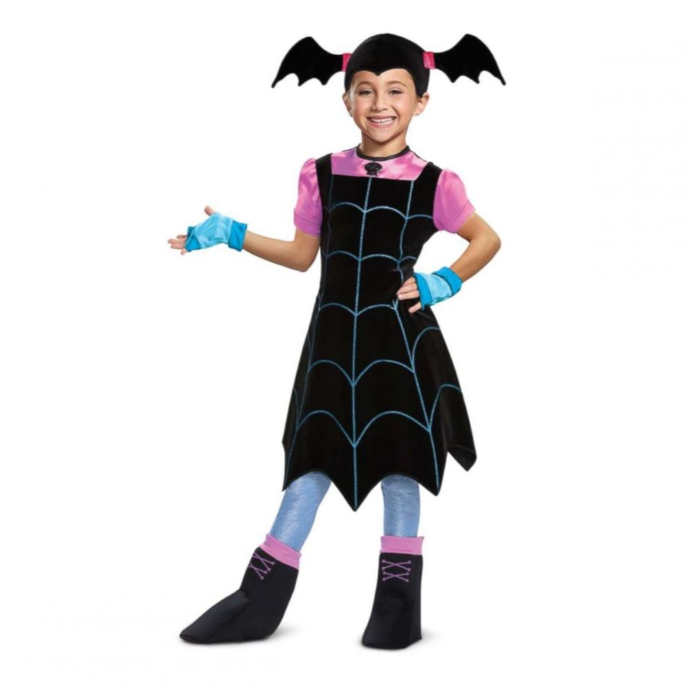 PHOTO: The Disney Vampirina Deluxe Child Costume is available for $38.99.