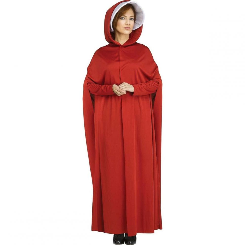 PHOTO: The Handmaid Adult Womens Costume is available for $32.99.