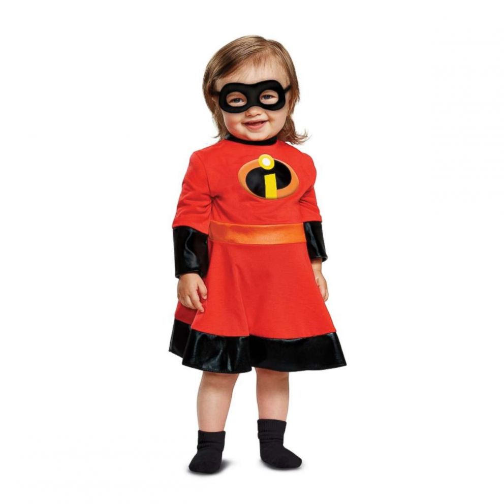 PHOTO: The Incredibles Violet Infant Costume is available for $23.99.