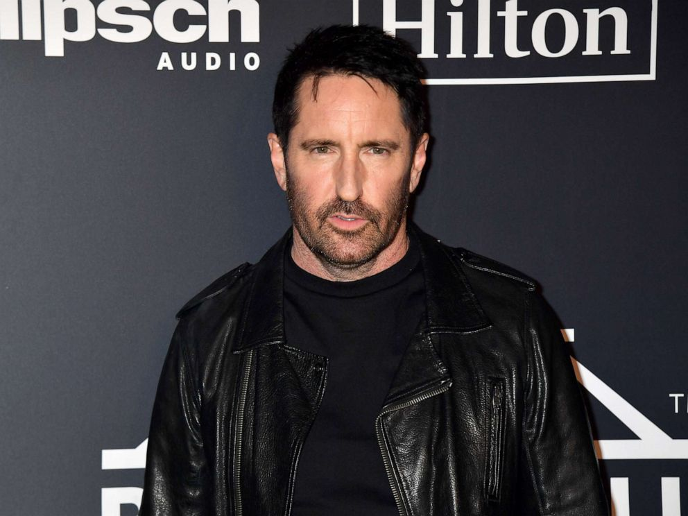 PHOTO: Trent Reznor attends the 2019 Rock & Roll Hall Of Fame Induction Ceremony at Barclays Center on March 29, 2019 in New York City.