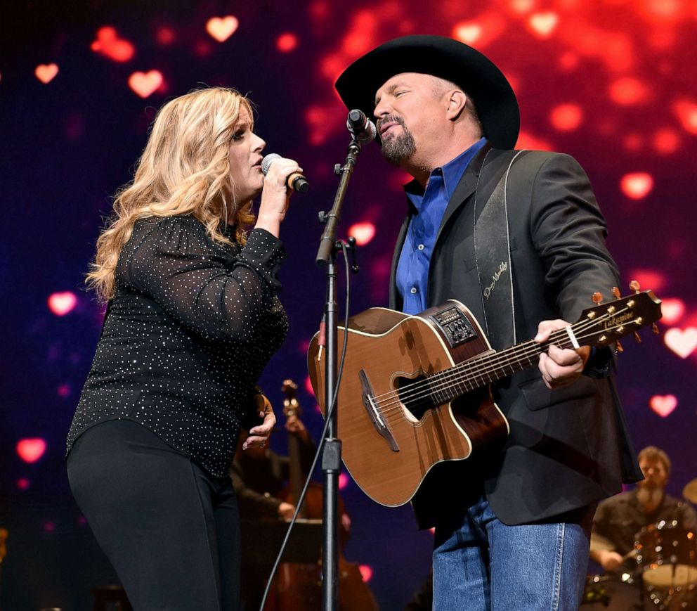 Trisha Yearwood Shares The Advice Her Husband Garth Brooks