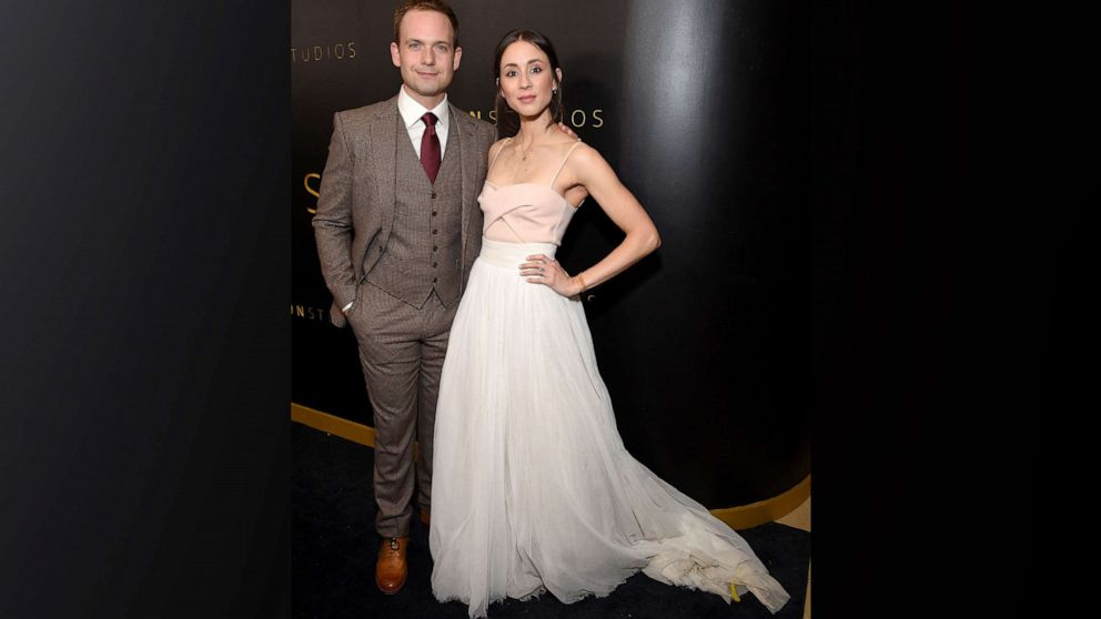 Pretty Little Liars Star Rewore Half Her Wedding Dress To Golden Globes Party Gma