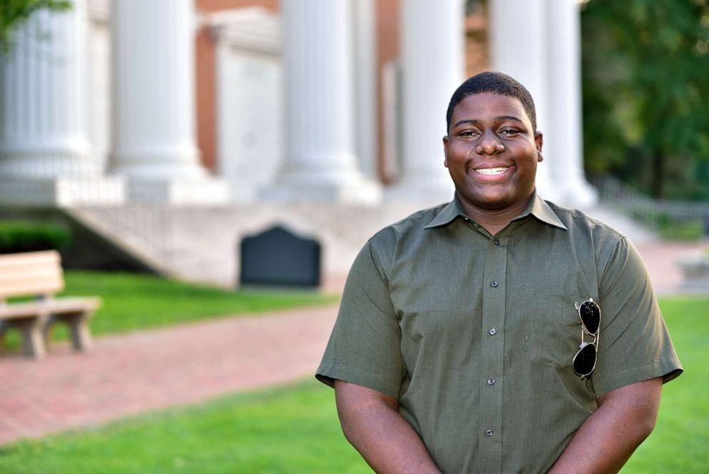 PHOTO: A graduate of the Tuskegee Next program who now teaches there, Kevin Lindsey, is pictured here.