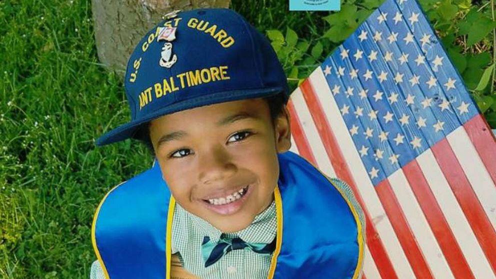 8-year-old boy raises over $50,000 for homeless veterans