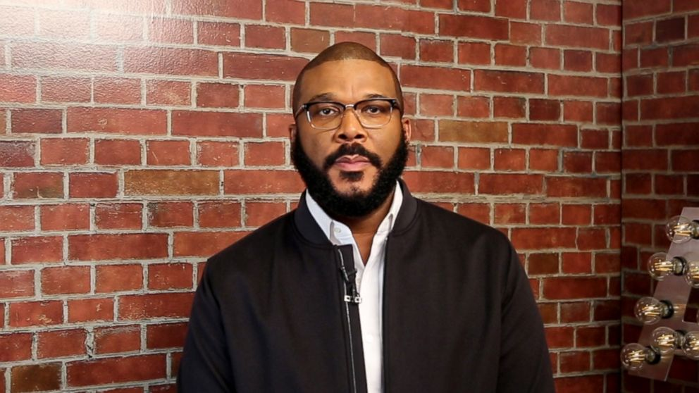 Tyler Perry shares his thoughts on why he's voting.