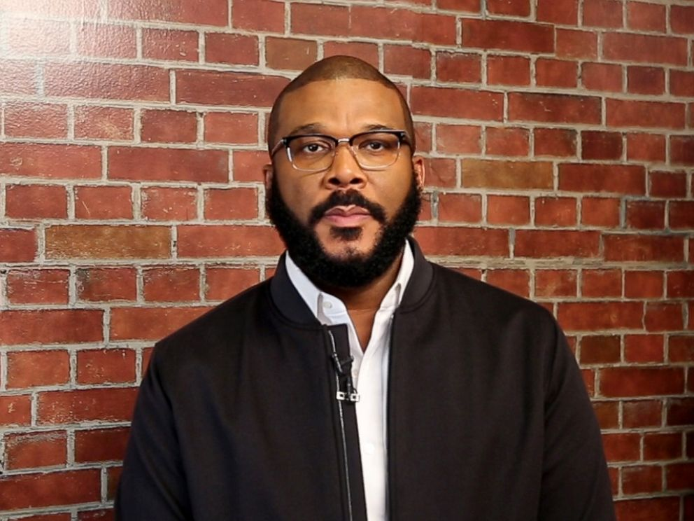 PHOTO: Tyler Perry shares his thoughts on why hes voting.