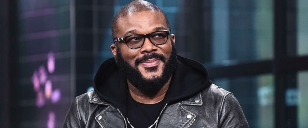"PHOTO: Tyler Perry attends the Build Series to discuss the new film ""Nobodys Fool"" at Build Studio on Oct. 29, 2018, in New York."