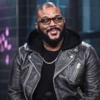 "Tyler Perry attends the Build Series to discuss the new film ""Nobody's Fool"" at Build Studio on Oct. 29, 2018, in New York."
