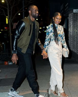 Gabrielle Union and Dwyane Wade support 11-year-old son at