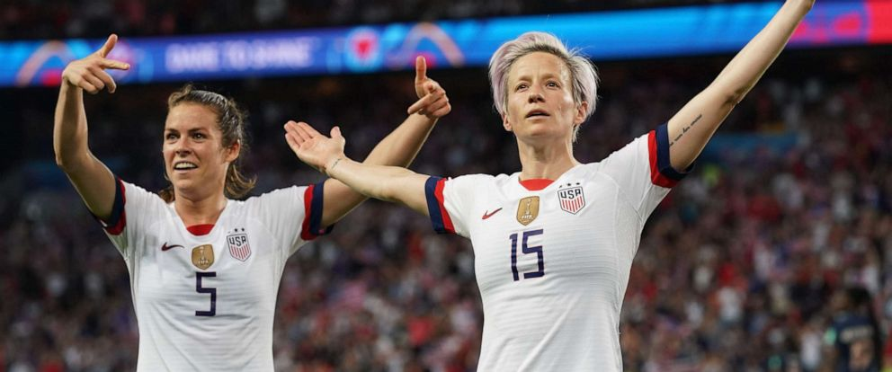 050fe0a4e US women's soccer jersey is No. 1 Nike seller as team gears up for World  Cup finals