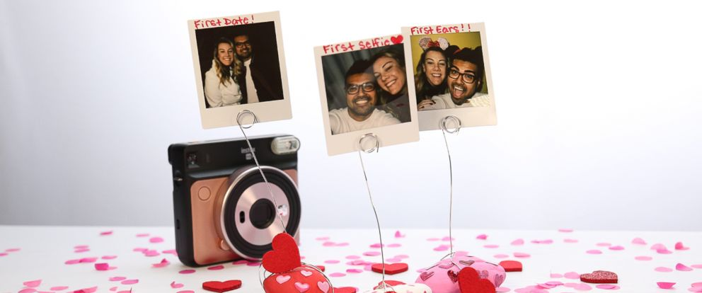 PHOTO: This DIY rock photo holder is the perfect gift for your loved one if youre on a budget.