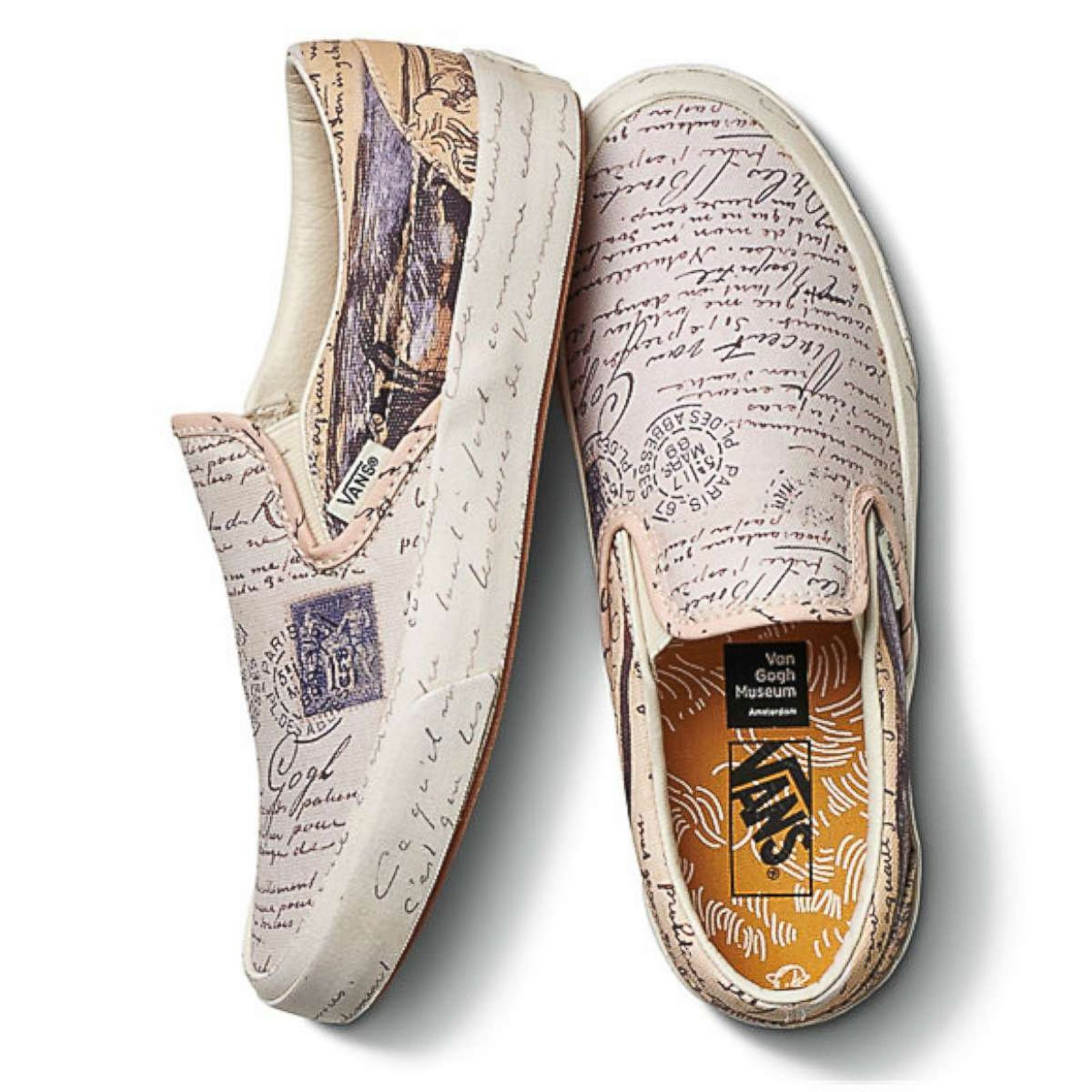 13222e0d8348 Vans has a new Van Gogh collection that s good for the sole - ABC News