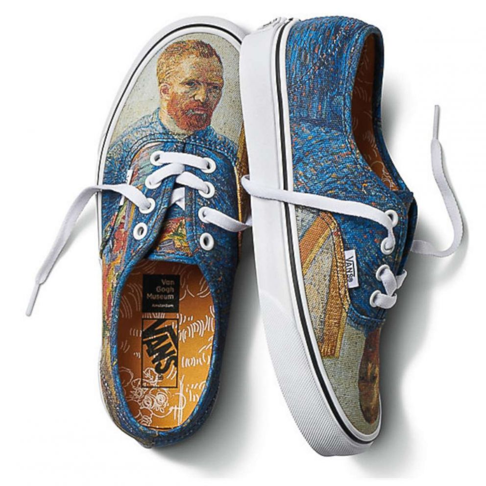 Vans has a new Van Gogh collection that's