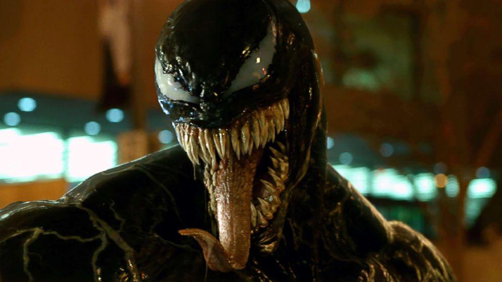 "A scene from ""Venom."""